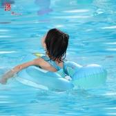 嬰兒游泳圈趴圈嬰幼兒脖圈腋下浮圈寶寶0-6新生兒防翻兒童