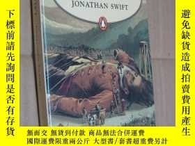 二手書博民逛書店GULLIVER S罕見TRAVELS 英文原Y136970 JONATHAN SWIFT PENGUIN