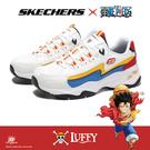 SKECHERS 休閒鞋 ONE PIECE 航海王 聯名款 魯夫 DLITES 4.0 男 (布魯克林) 894033WMLT