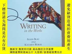 二手書博民逛書店Writing罕見in the WorksY10445 SUSA