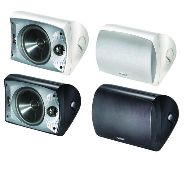 《名展影音》加拿大 Paradigm 雙聲道戶外防水喇叭 Stylus 470-SM v.3 /對 黑白兩色可選