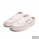 REEBOK 女 休閒鞋 Club C Laceless Mule-GZ5319