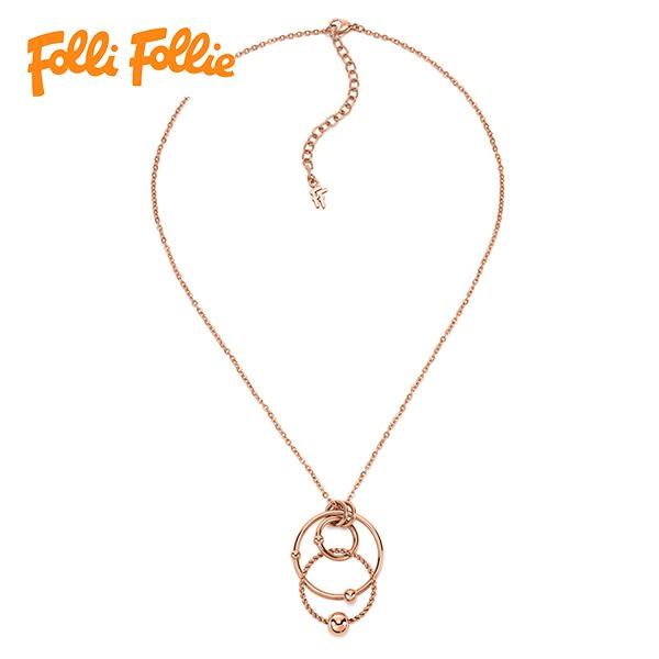 Folli Follie STYLE BONDING系列項鍊
