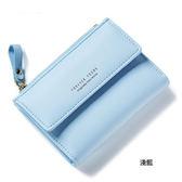 短夾 簡約兩折包皮夾卡包錢包短夾【WNB366-1】 ENTER  12/01