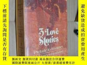 二手書博民逛書店3罕見LOVE STORIES [1:Prelude to summer; 2:Dr. Merry s husba