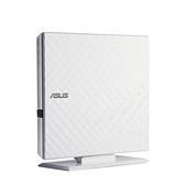 ASUS 華碩 SDRW-08D2S-U 白色 超薄外接式 DVD 燒錄機