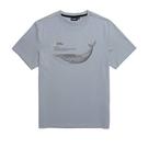 National Geographic 男女SS T-SHIRT 短袖T恤 薄荷綠 N192UTS070069【GO WILD】