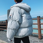 棉衣男冬季外套新款韓版潮流面包服男士加絨加厚棉襖羽絨棉服冬裝