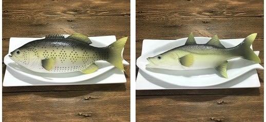 [協貿國際]仿真食品海鮮模型整套價(10個1套)