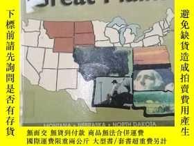 二手書博民逛書店The罕見Great Plains: Montana, Nebr