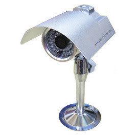 工程專業級產品!!【CHICHIAU】36顆LED夜視室外防水彩色監視器