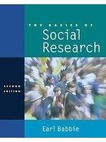 二手書博民逛書店 《The Basics of Social Research (with InfoTrac)》 R2Y ISBN:0534519040│EarlR.Babbie