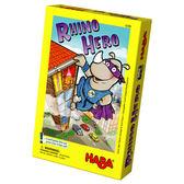 【HABA】超級犀牛 英文版 桌上遊戲