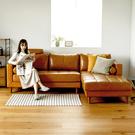 三人沙發 預購 沙發 沙發床 沙發椅 L型沙發 【Y0051】Vega 克羅亞皮革L型沙發 完美主義
