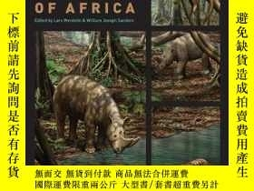 二手書博民逛書店Cenozoic罕見Mammals Of AfricaY256260 Lars Werdelin Univer