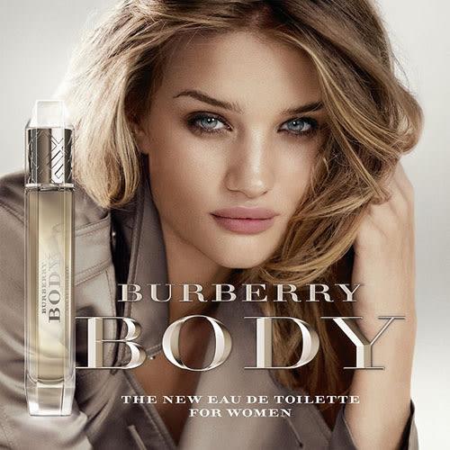 Burberry Body 裸紗女性淡香水 85ml【5295 我愛購物】