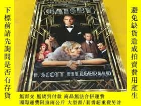 二手書博民逛書店The罕見Great Gatsby, Film Tie-In了不起的盖茨比Y16306 F. Scott Fi