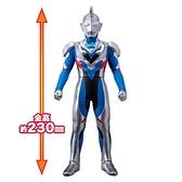 超人力霸王 大型軟膠公仔 傑特 初始形態 23公分 【鯊玩具Toy Shark】