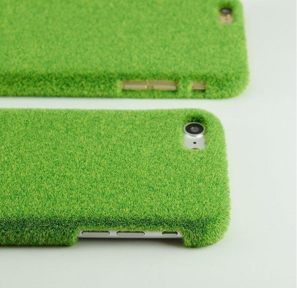 Shibaful for iPhone7 4.7吋 日本 個性 創意 療癒 草地 手機殼 代代木公園