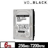 WD 黑標 6TB 3.5吋 SATA電競硬碟 WD6003FZBX