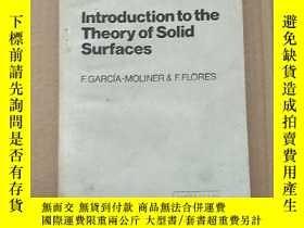 二手書博民逛書店introduction罕見to the theory of solid surfaces (P160)Y17