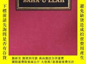 二手書博民逛書店【英文原版】Tablets罕見of Baha u llah:revealed after the Kitab-i-