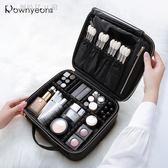 化妝包專業化妝包箱品小號大容量收納化妝師便攜韓國簡約旅行多功能 【創時代3c館】