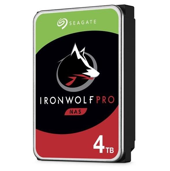 Seagate 希捷 那嘶狼 IronWolf Pro 4TB 3.5吋 NAS專用硬碟 (ST4000NE001)