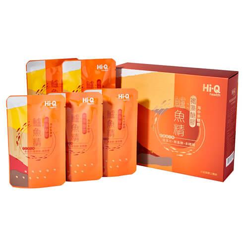 FucoHiQ褐藻醣膠鱸魚精(5包/盒)