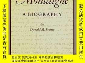 二手書博民逛書店罕見MontaigneY256260 Donald Murdoch Frame North Point Pr