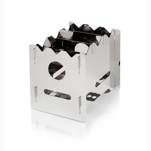 [Petromax] 不鏽鋼輕量柴爐 HOBO STOVE (00978101)