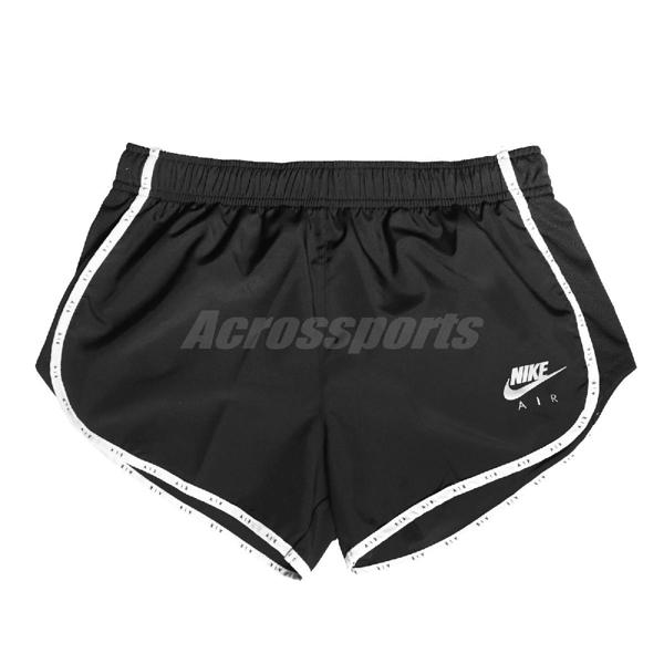Nike 短褲 Air Running Shorts 黑 白 女款 跑步 內層裡褲 運動休閒 【PUMP306】 CT5774-010