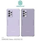 【愛瘋潮】NILLKIN SAMSUNG A52/A52 5G 本色TPU軟套 手機殼 透明殼 手機套 軟殼 防摔殼