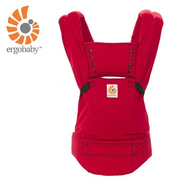 Ergobaby carrier sport 運動型抱嬰帶-紅色(H3EGBS00R)
