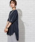 特價 亨利領 寬版 女T恤 1M 居家系列 現貨 日本品牌【coen】