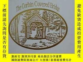 二手書博民逛書店The罕見corbin covered bridgeY26776