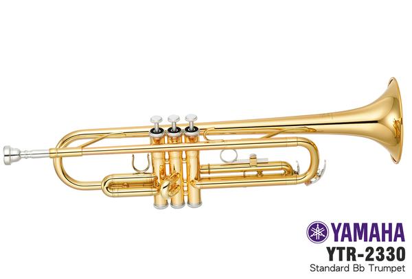 小叮噹的店 - Yamaha公司貨 YTR-2330 CN 金漆小號 小喇叭 現貨