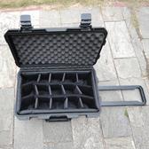 防潮箱 攝影器材箱拉桿箱防潮箱鏡頭防水箱安全箱相機防護箱登機箱-快速出貨