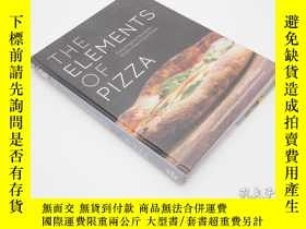 二手書博民逛書店自制披萨攻略罕見The Elements of Pizza: Unlocking the Secrets to W
