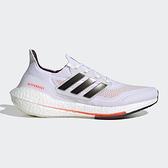 ADIDAS ULTRABOOST 21 TOKYO 男鞋 慢跑 Boost 避震 透氣 白【運動世界】S23863