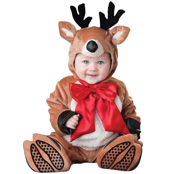男寶寶萬聖節表演衣服演出服cosplay兒童動物服裝聖誕節1-2-3歲 亞斯藍