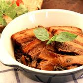 【日燦】精選上等帶皮五花肉,搭配福菜及筍干料理有傳統客家風味~福菜筍干焢肉★150g/包