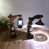 無臉男創意小夜燈臥室床頭小夜燈兒童生日禮物禮品裝飾擺件  9號潮人館