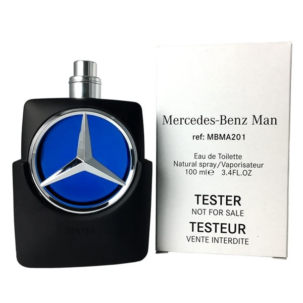 Mercedes Benz Star 賓士王者之星男性淡香水100ML TESTER【UR8D】