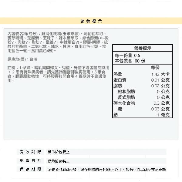 iVENOR 三代 夜塑崩 60錠/盒【PQ 美妝】NPRO