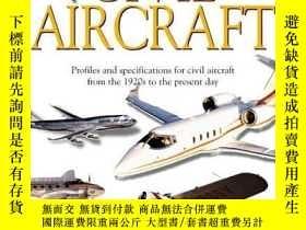 二手書博民逛書店The罕見Encyclopedia of Civil Aircraft-民用航空器百科全書Y443421 Do