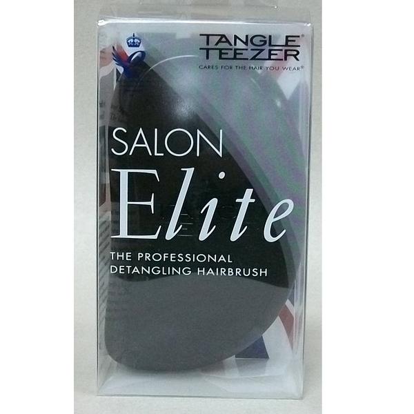 英國TANGLE TEEZER 科技美髮梳 黑色 英國專利No.GB2447692B EU專利No.EP2124668B