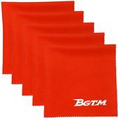 BGTM樂器職人專用擦琴布10入組(紅色)限量↘殺到底~30X30cm