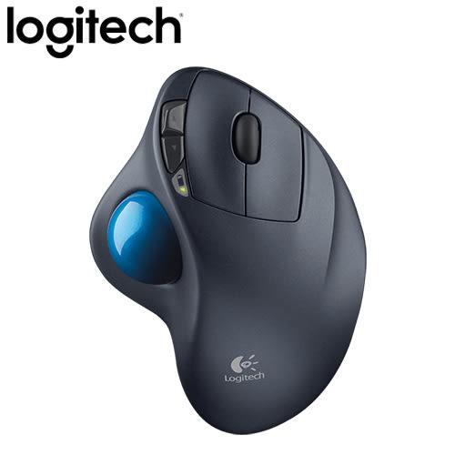 Logitech 羅技 M570 2.4G無線軌跡球滑鼠