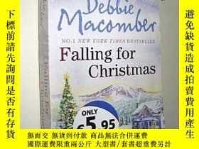 二手書博民逛書店【英文原版】Falling罕見for Christmas by